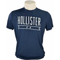Camiseta Masculina Hollister - Original - Pronta Entrega