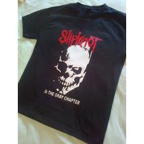 Camiseta Slipknot Pierce The Veil Misfits Black Veil Brides