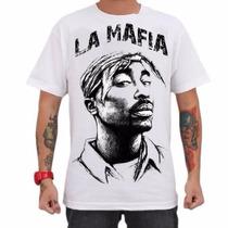 Camiseta La Mafia Masculina P M G Gg