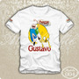 Camisa Camiseta Blusa Personalizada Adventure Time Finn Jake