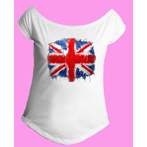 Camiseta Feminina G. Canoa Inglaterra Reino Unido Londres 16
