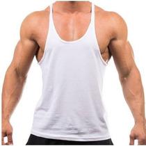 Kit 06 Camisetas Regatas Academia Super Cavadas Musculação.