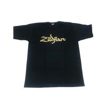 Camisa / Camiseta Marca Instrumento Musical Zildjian.