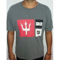 Camiseta Osklen - Sergio K - Reserva - Atacado - Original