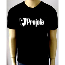 Camiseta Projota - Camisa Rap,hip Hop,rock