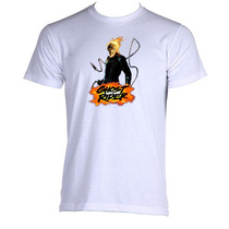 Camiseta Adulto Unissex Motoqueiro Fantasma Ghost Rider 05