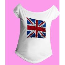 Camiseta Feminina G. Canoa Inglaterra Reino Unido Londres 01