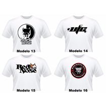 Camisetas - Jiu Jitsu - Muay Thai - Mma - Tapout - Lutas