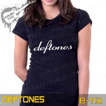 Baby Look Deftones Acdc Of A Down O Rappa Avenged