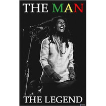 Camisetas Camisas - Reggae - Bob Marley -