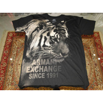 Camiseta Armani Exchange -ax-100%original
