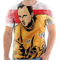 Camiseta Do Rogerio Ceni - São Paulo Futebol Clube 1