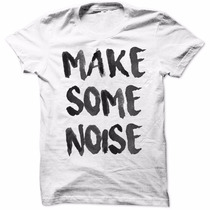 Camiseta Tomorrowland Festival Make Some Noise Lançamento