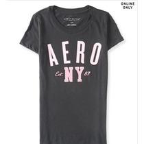 Blusinha Camiseta Aeropostale Ny Feminina Tam M Storm Origin
