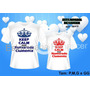 2 Camisas,camisetas Dia Dos Namorados - Amor, Casal