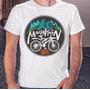 Camiseta Masculina Mountain Bike Coleção 2016