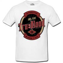 Camiseta True Blood - American Horror Story - Séries Coven