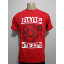 Camiseta Xxl 55 Rules Toca Disco Trademark Crazzy Store