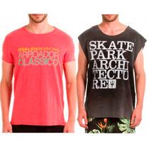 Camisetas Osklen | Abercrombie | Lacoste | Hollister