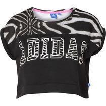 Camiseta Adidas Originals Feminina Zebra - De R$109,90 Por