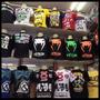 Kit C/ 3 Camisas Jiu Jitsu - Venum, Pretorian, Ufc, Mma