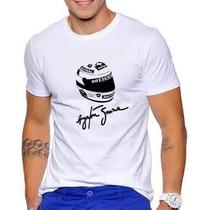 Camiseta Do Ayrton Senna 2