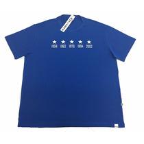 Saldo Camiseta Algodão Estampada Plus Size P M G G1 G2 G3 G4