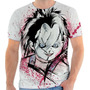 Camiseta Camisa Chucky Brinquedo Assassino