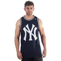 Regata New Era New York Yankees Basketball