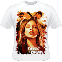 Camiseta/ Baby-look From Dusk Till Dawn Um Drink No Inferno