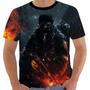 Camiseta Tom Clancy - The Division - Games