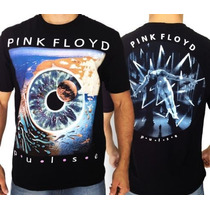 Camiseta De Banda - Pink Floyd - Pulse
