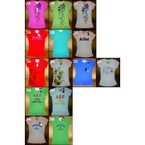 Camisetas Abercrombie & Fitch - Femininas