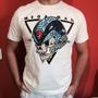 Camiseta Megaman Zumbi Jogos Games Ps1 Zumbi Geek