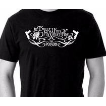 Camiseta Bullet For My Valentine - Camisa De Banda Rock