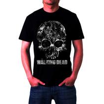 Camiseta The Walking Dead (zumbies)
