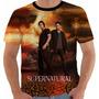 Camiseta Supernatural Sobrenatural