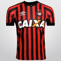 Camisetas Atletico Paranaense 2015