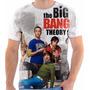 Camiseta Da Serie The Big Bang Theory Bazinga 8
