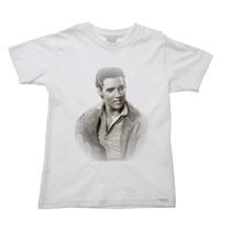Camiseta Infantil Elvis Presley - Do 2 Ao 16 - 11