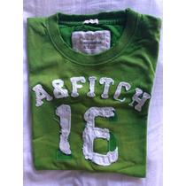 Camiseta Abercrombie Muscle Tamanho M Original Usa
