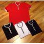 Camiseta Camisa Gola V Padre Original Cores Moda Masculina