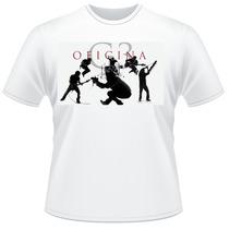 Camiseta Personalizada Oficina G3 Banda Rock Gospel Cristão