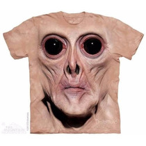 Camiseta 3d Mountain Zumbi Original