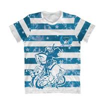 Camisa Listrada São Jorge Portela - Camiseta Carnaval