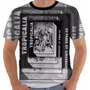 Camiseta Camisa Tropicália Ou Panis Et Circencis Pb
