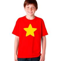 Camisetas Infantil Desenhos Steven Universo