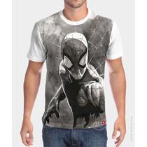 Camiseta Homem Aranha - Cidade Do Herói