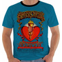 Camiseta Santana - Concert Poster - Chicago Live