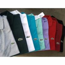 Camiseta Polo Masculina Marcas De Grife A Pronta Entrega